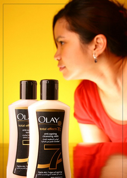 Olay Total Effects 7 in 1 CC Tone Correcting Moisturizer with Sunscreen Product Review