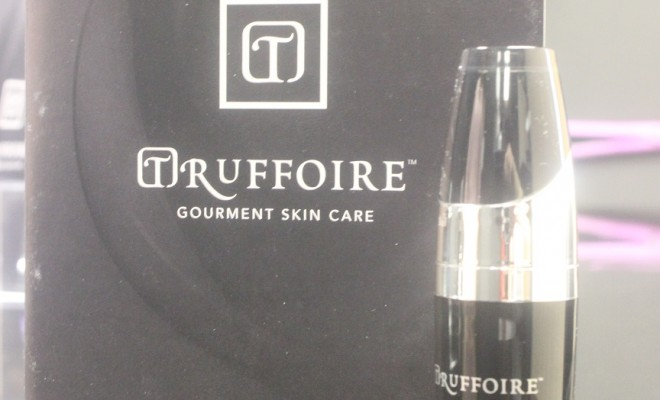 Truffoire brochure and Black Truffle Deep Renewal Vitamin C