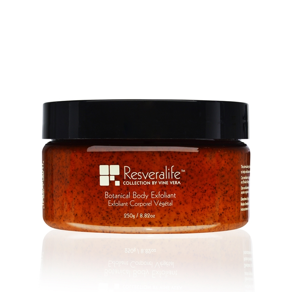Resveralife body exfoliant