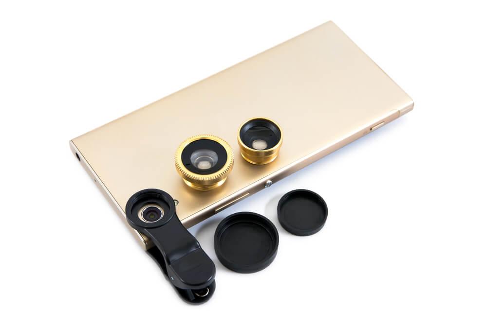 smartphone lens