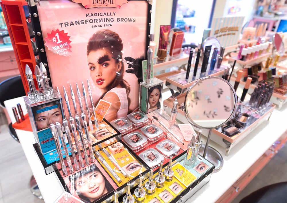 Benefit Cosmetics, Kuala Lumpur
