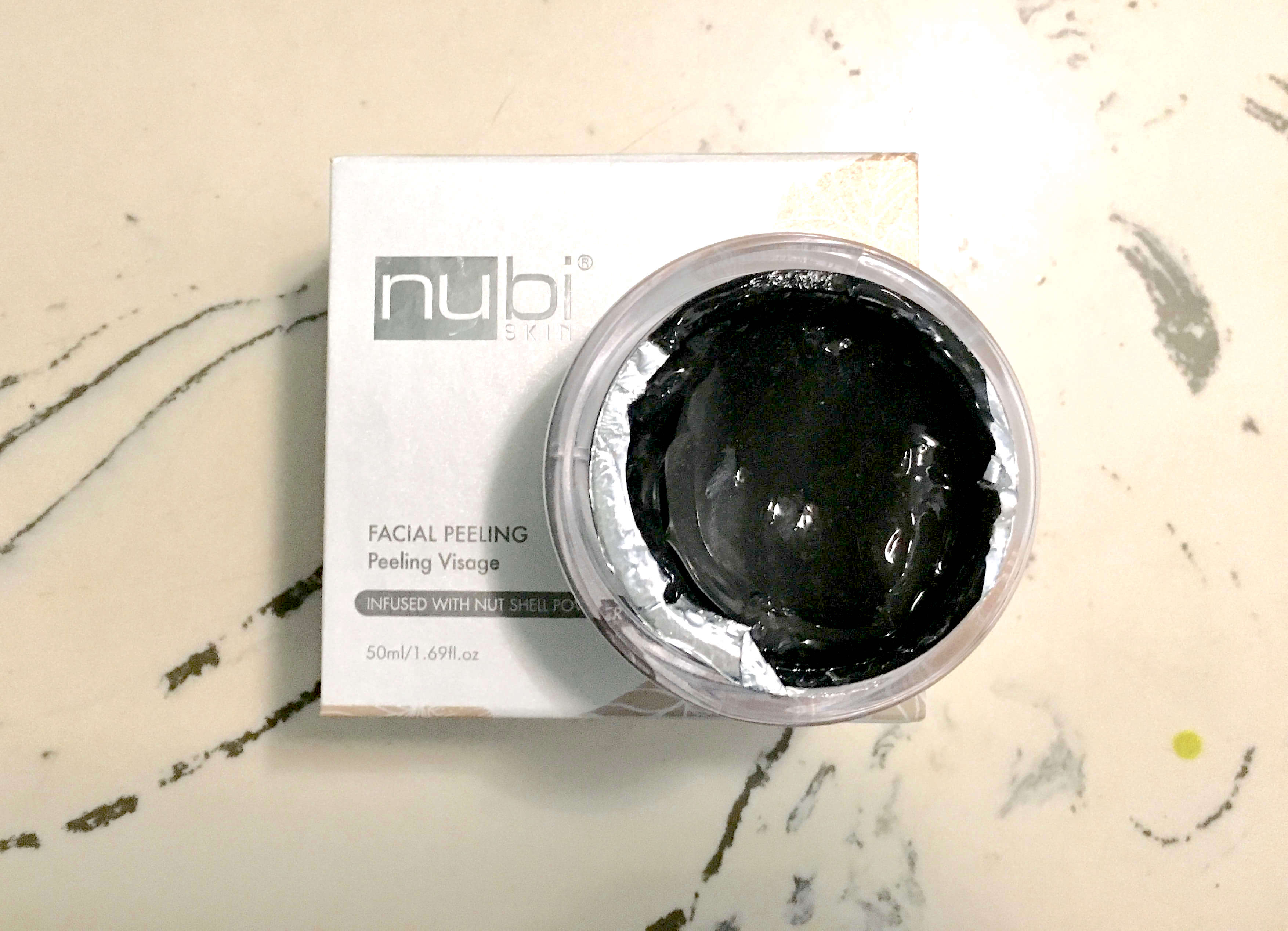 Nubi Skin Facial Peeling Visage review
