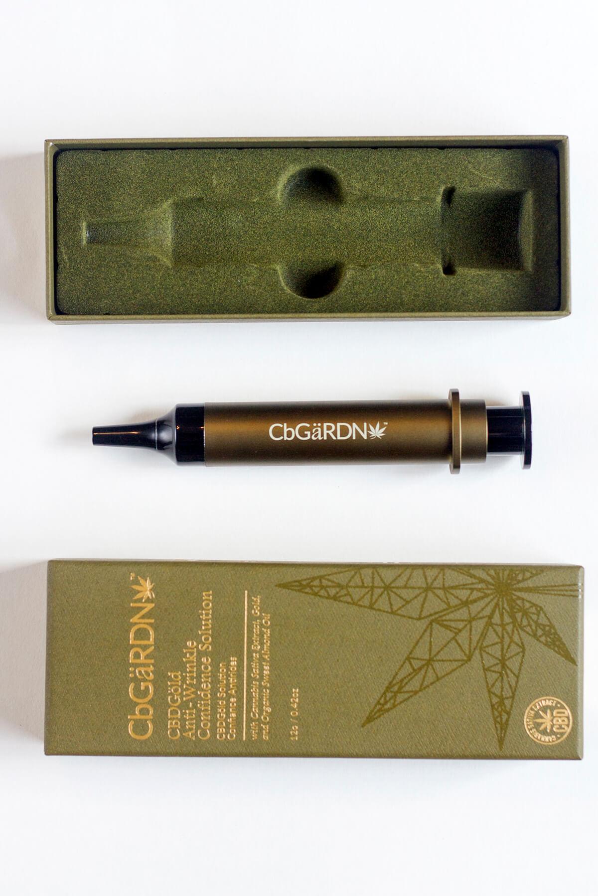 CbGaRDN syringe
