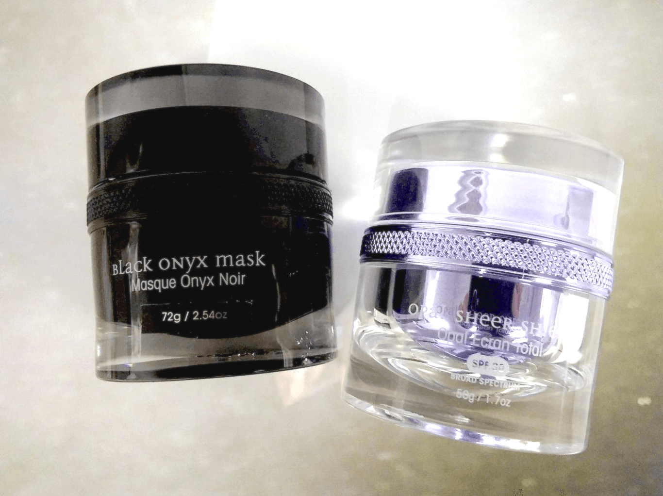 Lionesse Black Onyx Mask and Opal Sheer Shield review